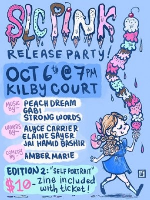 SLC PINK Edition 2 Release Party!