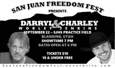 San Juan Freedom Fest Country Concert