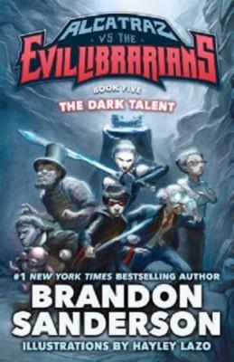 The Dark Talent: Alcatraz vs. Evil Librarians
