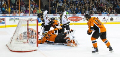 Utah Grizzlies vs. Missouri Mavericks