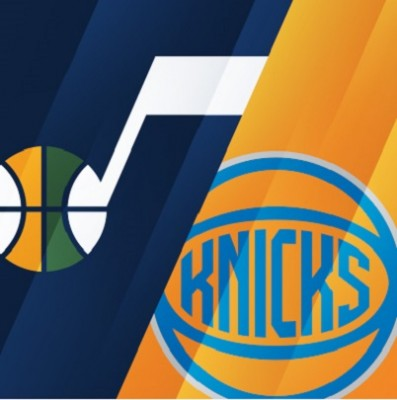 Utah Jazz vs. New York Knicks