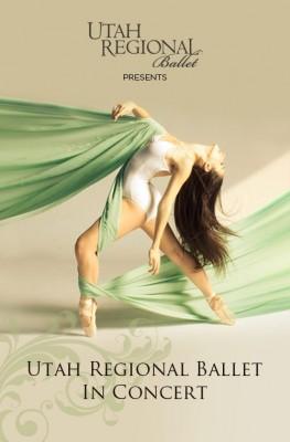 Utah Regional Ballet in Concert