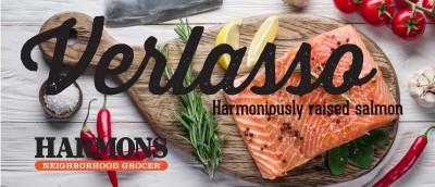Verlasso: Harmoniously Raised Salmon