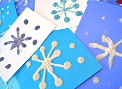 Winter Art Wonders for Tots