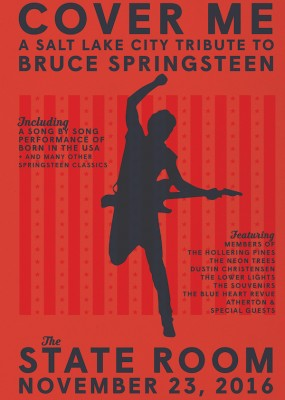SLC Tribute to Bruce Springsteen