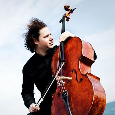 The Bach Suites: A Moveable Feast Matt Haimovitz