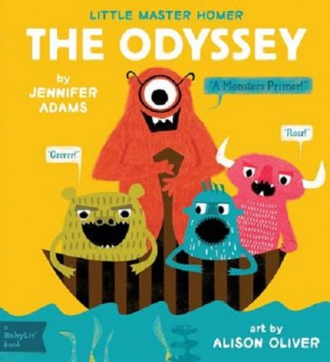 The Odyssey: A Monsters Primer