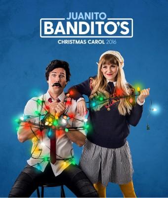 Juanito Bandito's Christmas Carol 2016