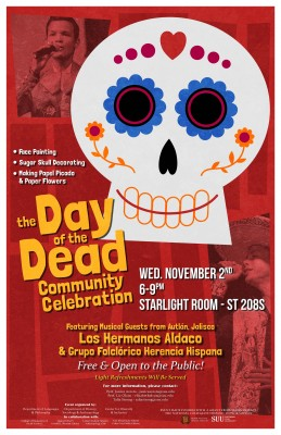 The Day of the Dead Community Celebration