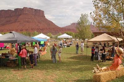 Castle Valley Gourd Festival