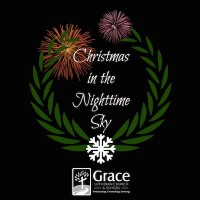 Christmas In The Nighttime Sky