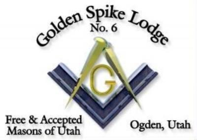 Golden Spike Lodge No. 6 F&AM of Utah