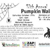 12th Annual Pumpkin Walk