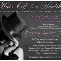 2nd Annual Hats Off For Health Awards Luncheon