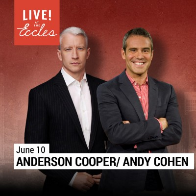 AC2 - An Intimate Evening with Anderson Cooper and Andy Cohen