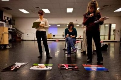 Artist Professional Development Workshop III: The Field
