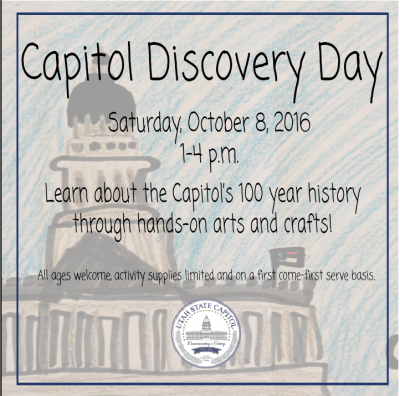 Capitol Discovery Day