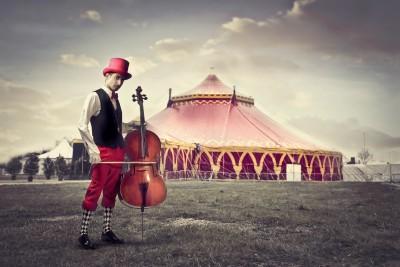 Utah Symphony - Cirque Musica Holiday Spectacular