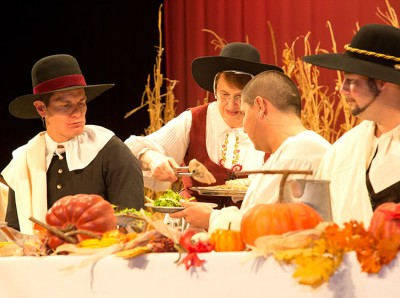 Eat Like a Pilgrim