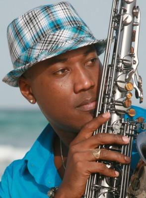 Elan Trotman Saxophone Clinic