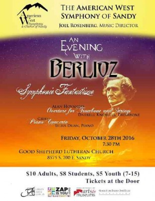 Evening with Berlioz