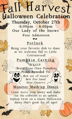 Fall Harvest Halloween Festival