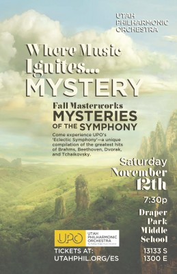 Fall Masterworks Concert: Mysteries of the Symphon...