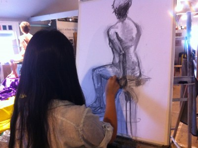 Figure Drawing for Teens and Adults