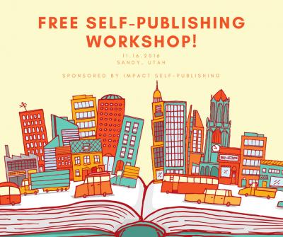 Free Self-publishing Workshop
