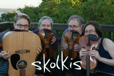 Fresh Nordic Folk Music: Skolkis in Concert