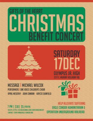 Gifts of the Heart Benefit Concert