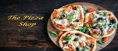 Gourmet Youth: The Pizza Shop