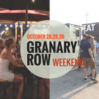 Granary Row Weekend Street Festival