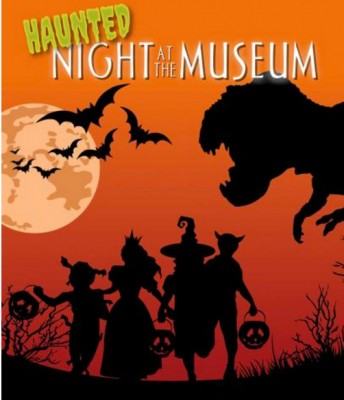 Haunted Night at the Museum