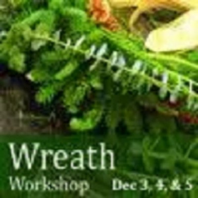 Holiday Wreath-Making Workshops