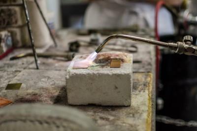 Intro to Metalsmithing
