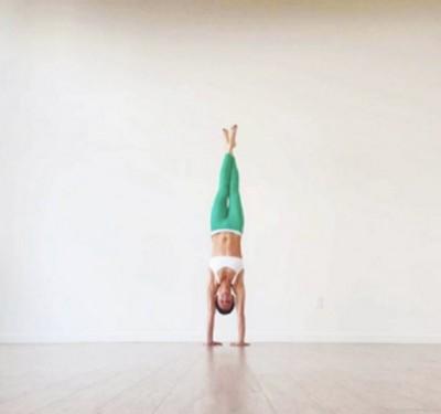 Introduction to Yoga: Handstand Workshop