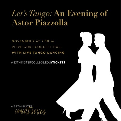 Let's Tango: An Evening of Astor Piazzola