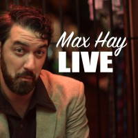 Max Hay Plays Blues and Irish Music Live at Gracie's