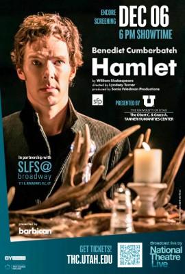 National Theater Live Presents Hamlet (Encore)