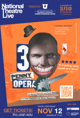 National Theater Live Presents The Threepenny Opera