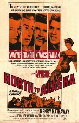 North to Alaska (NR, 1960)