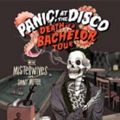 Panic At The Disco - Death Of A Bachelor Tour