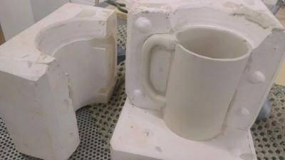 Plaster Molds and Slip Casting