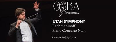 Utah Symphony - Rachmaninoff's Piano Concerto No. 3