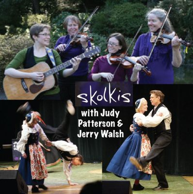 Scandinavian Folk Dance and Music Workshop, Concert and Party