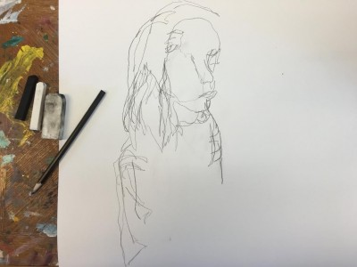 Teen Sketch and Draw