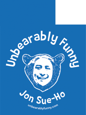 Unbearably Funny: Stand Up Comedy by Jon Sue-Ho - The Utah Show