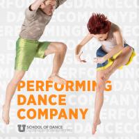 University of Utah's Performing Dance Company