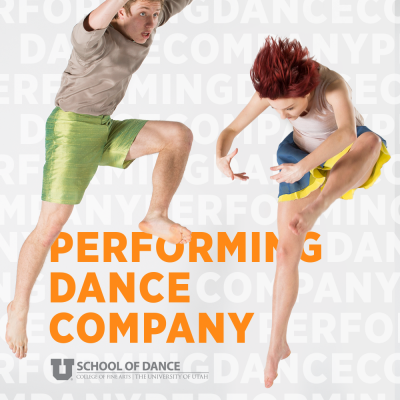 University of Utah's Performing Dance Company